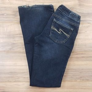 Silver Jeans👖 Aiko bootcut Size 27